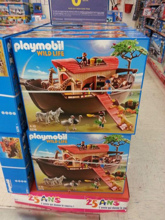 Les Playmobiles, une tradition de générations en générations
