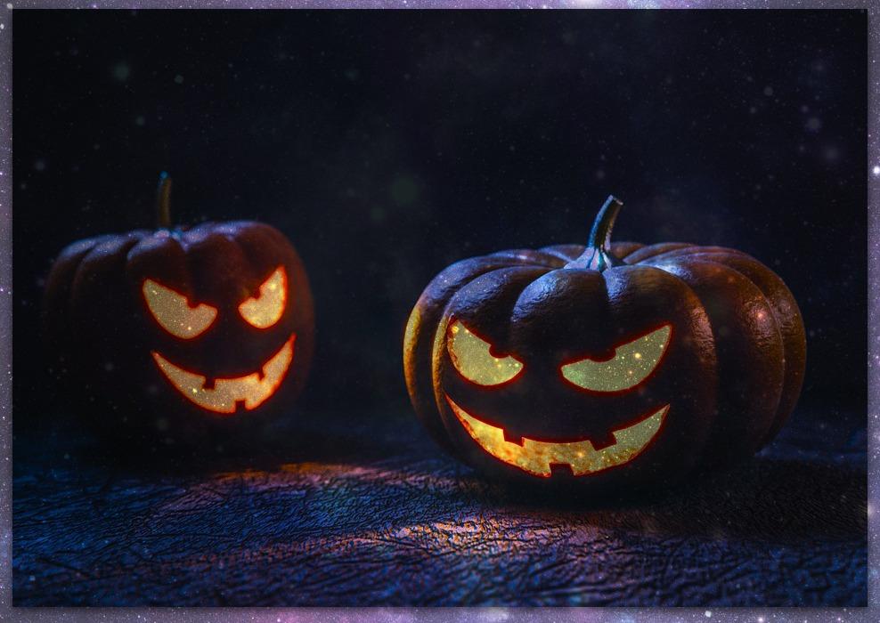 halloween bonbon