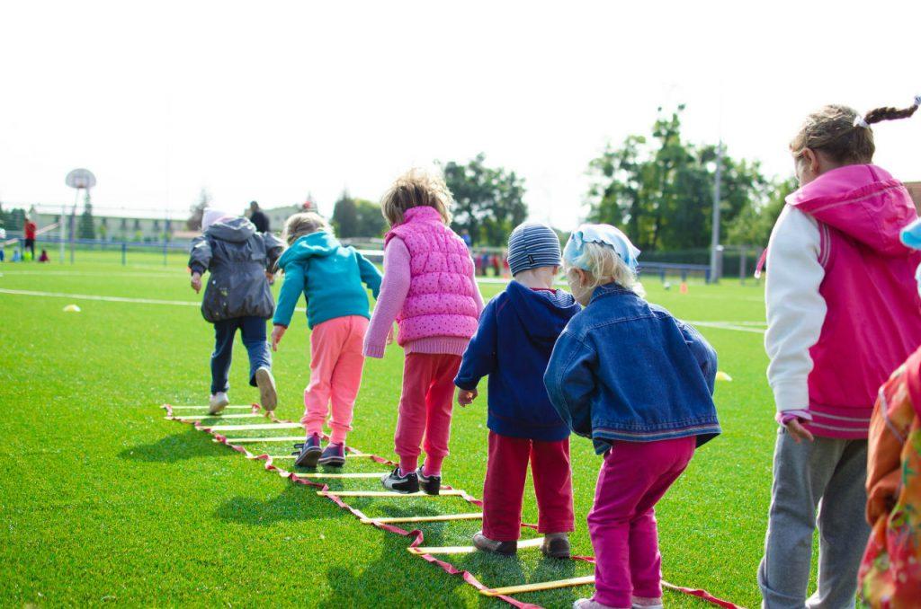 activité sportive enfant